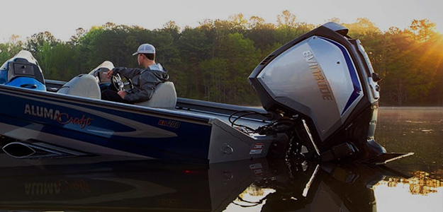 10% OFF on Evinrude Outboard Motors