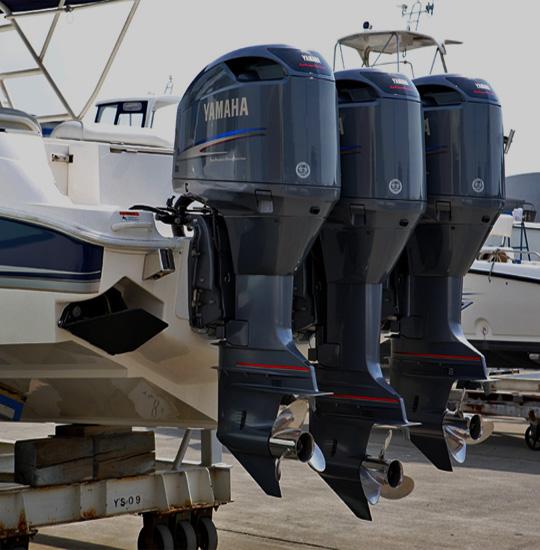 AMAZING DISCOUNTS on Yamaha Outboard Motors